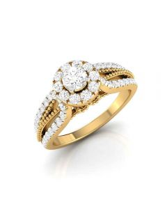 148DG9089 | Vaibhav Jewellers 18K Diamond Fancy Ring 148DG9089