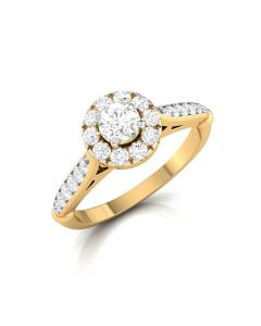 148DG9090 | Vaibhav Jewellers 18K Diamond Fancy Ring 148DG9090