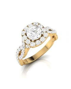 148DG9095 | Vaibhav Jewellers 18K Diamond Fancy Ring 148DG9095