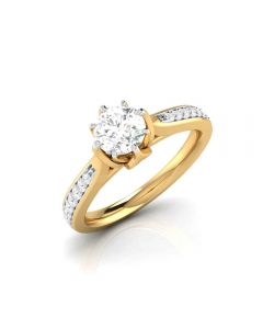 148DG9100 | Vaibhav Jewellers 18K Diamond Fancy Ring 148DG9100
