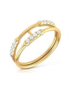148DG9160 | Vaibhav Jewellers 18K Diamond Ladies Fancy Ring 148DG9160