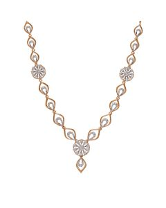 159VG2416 | Wishful Nakshatra Diamond Necklace