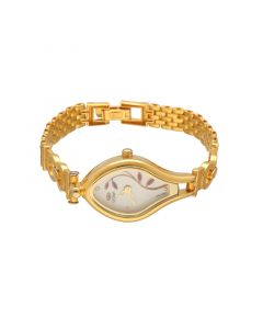 226MG1022 | 22K Casting Gold Ladies Watch 226MG1022