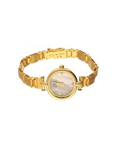 226VG2287 | 22K Casting Gold Ladies Titan Raga Watch 226VG2287