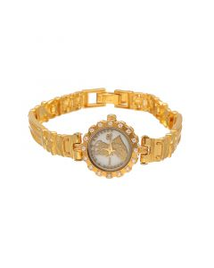 226VG2400 | 22K Casting Gold Ladies Watch 226VG2400