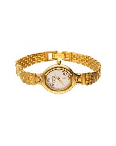 226VG2401 | 22K Casting Gold Ladies Titan Raga Watch 226VG2401