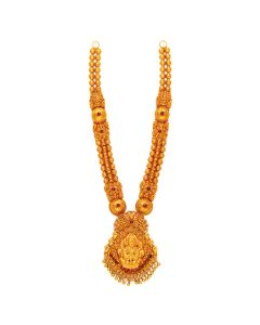vbj-a-23b | Antique Divya Dristhi Gold Haram