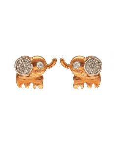 472VG164 | Vaibhav Jewellers 14K Diamond Kids Stud Earrings 472VG164