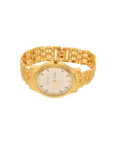 66VG140 | 22K Gold Titan Edge men watch 66VG140
