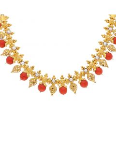 9VI5900 | 22K Plain Gold Necklace 9VI5900