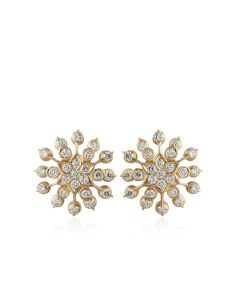 JES17271T | Forever Sunshine Diamond Studs Earring