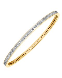 JGS00131Q | Eternal Grace Diamond Bangle