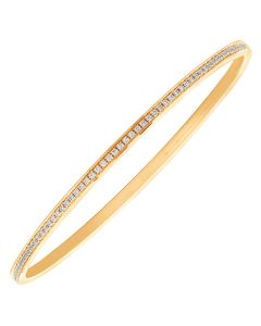 JGS110410 | Intricate Sequence Diamond Bangle