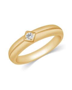 JRM40800A   Sizzling Solitaire Band