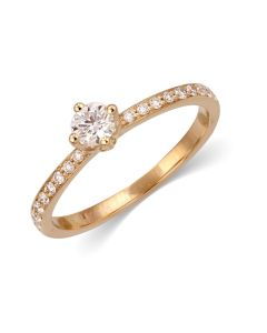 JRW73500E | Timeless Allure Diamond Ring