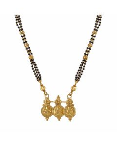 SJ1024 | 22K Traditional Gold Mangalsutra  SJ1024