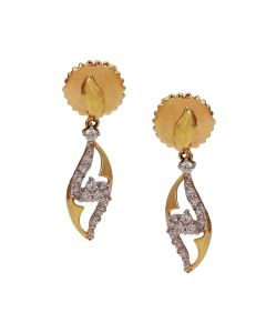 155VG4178 | Gentle Flame Diamond Drops