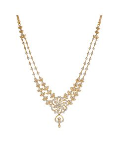 159VG1919 | Luminous Charmer Diamond Necklace