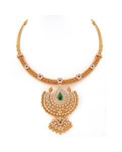 162VG109 | Alluring Diamond Necklace