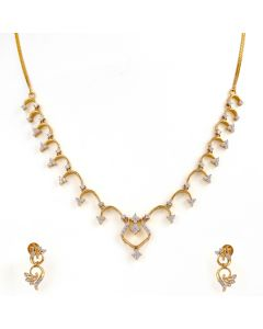 159VG1442 | Diamond Necklace9