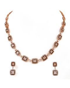 159VG2007 | Chitrika Diamond Necklace