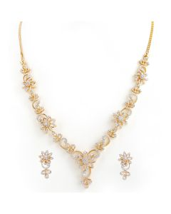 159VG2150 | Ravishing Diamond Necklace