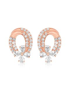 JEN340010 | Starry Petites Diamond Stud Earrings
