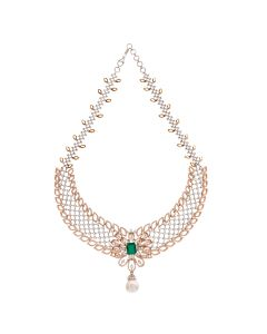 159VG1681 | Espalier Diamond Necklace