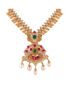 110VG2863 | Pachi Gold Necklace