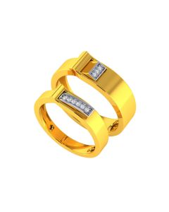 VCR733 | The Buckle Beauty Gold Bands