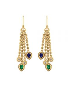 VER-2074 | Vaibhav Jewellers 18K Yellow Gold