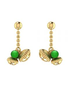 VER-2077 | Vaibhav Jewellers 18Kt Yellow Gold