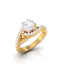VBJ-G-110 | Vaibhav Jewellers 18K Diamond Fancy Ring VBJ-G-110