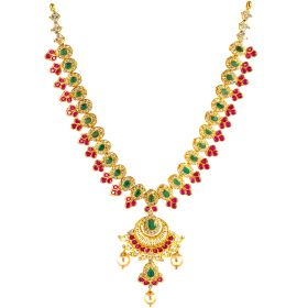 22K Grand Assemblage Necklace