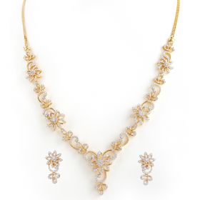 Ravishing Diamond Necklace
