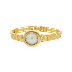 22K Plain Gold Titan Raga Women Watch 15VG66