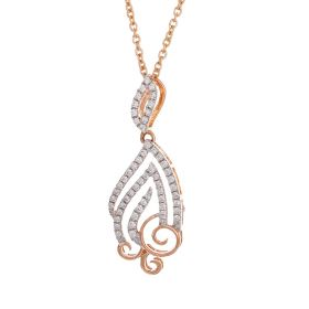 Deepam Diamond Pendant
