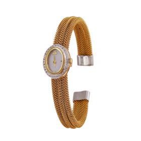 Bracelet Gold Ladies Watch