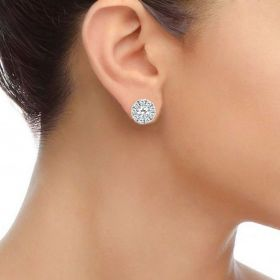 Nebula Diamond Studs