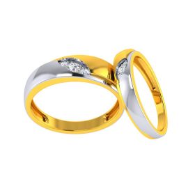 The Olive Connection Couple Rings