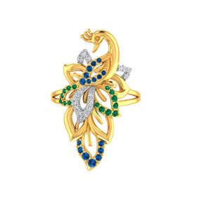ImperialPeacock Ring