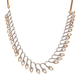 159VG2424 | Playful Blooms Necklace