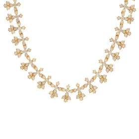 159VG3862 | 18KT Diamond Necklace 159VG3862