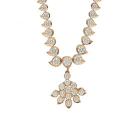 159VG3871 | 18KT Diamond Necklace 159VG3871