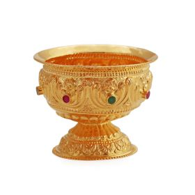 Gold Sandal Bowl