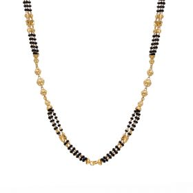 22K Traditional Gold Mangalsutra  60MP3118