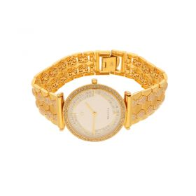 66MA5 | 22K Gold Bentex men watch 66MA5