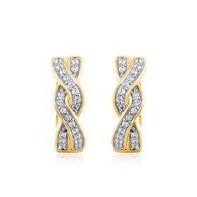 Trinity Tiana Diamond Earrings