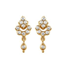 JES104506 | Glorious Diamond Diamond Dangles