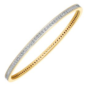 Eternal Grace Diamond Bangle
